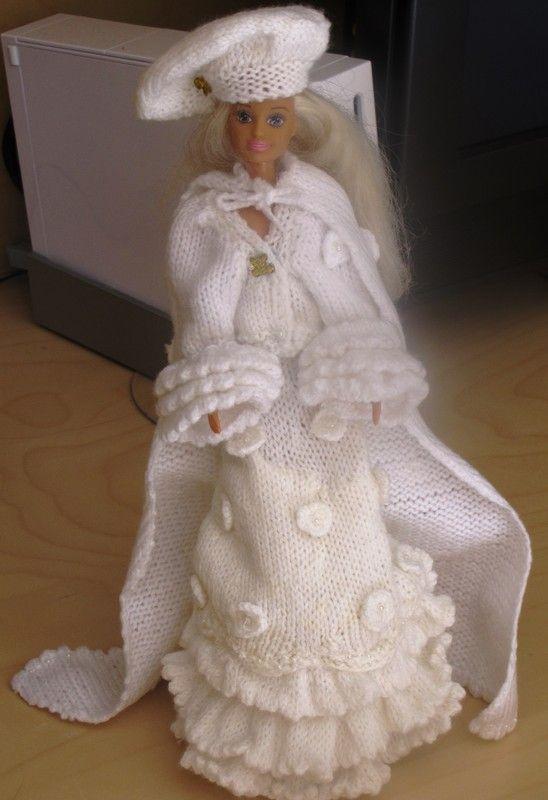 Robe de mari e barbie - Barbie mariee ...